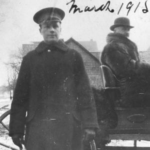 WWI family photo